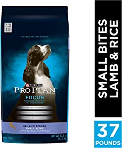 Purina Pro Plan Small Bites Lamb & Rice Dry Dog Food