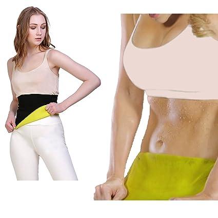 c3b6407e91 Souxe Waist Trimmer Belt   Heavy Quality Double Strength   Waist Tummy  Trimmer