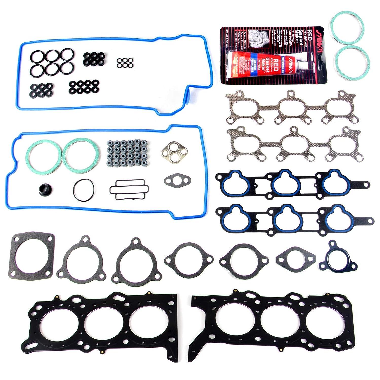 ROADFAR Cylinder Head Gasket Set Kit for Dodge Ram 2500 3500 4500 5500 6.7L 07 08 09 10 11 12
