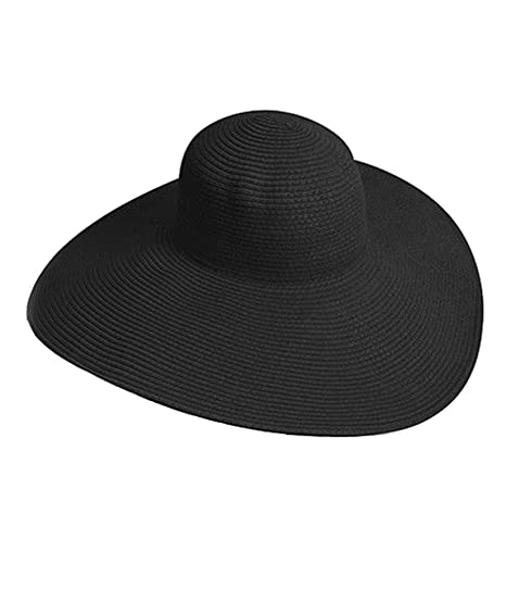 c4f473bd9fd Big Beautiful Solid Color Floppy Hat