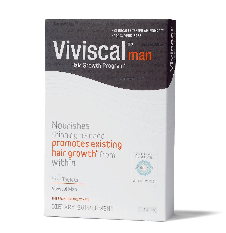 Viviscal Man Hair Strength 60caps
