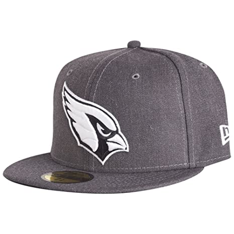 de62ab538abea NEW ERA 59 FIFTY - Gorra Graphite Arizona Cardinals gris  Amazon.es  Ropa y  accesorios