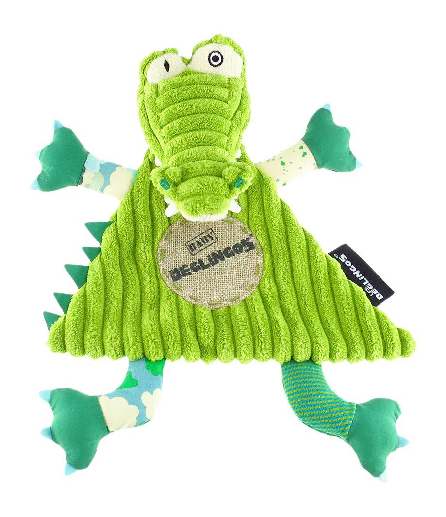 Les Deglingos Baby Peluche Aligatos l'Alligator