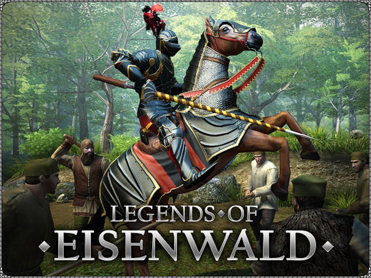 Legends of Eisenwald - Knight's Edition [Online Game Code]