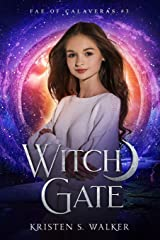 Witch Gate (Fae of Calaveras) Paperback
