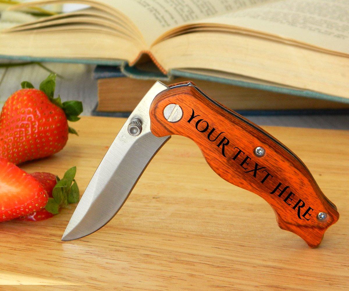 Cuchillo personalizado, cuchillo grabado, cuchillo ...