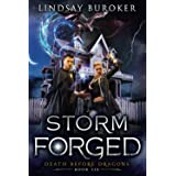 Storm Forged: An Urban Fantasy Novel (Death Before Dragons)