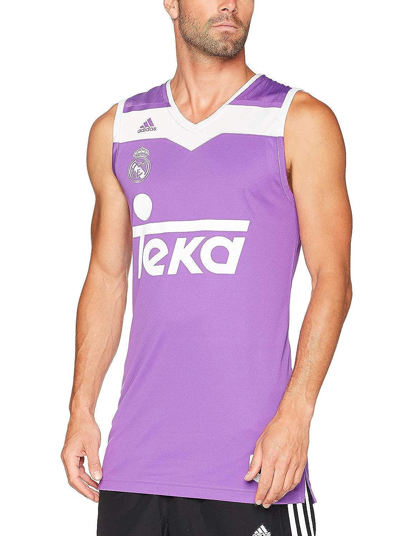 adidas Línea Real Madrid CF, Camiseta para Hombre, ,: Amazon.es ...
