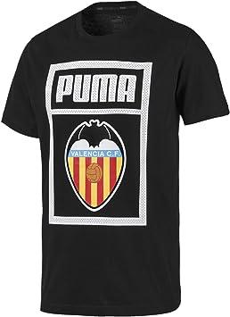 Puma Valencia CF 2019-2020, Camiseta, Puma Black, Talla M: Amazon.es: Deportes y aire libre