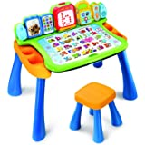 Vtech 4 IN 1 Activity Desk, Writing Pad, Blackboard and Art Station