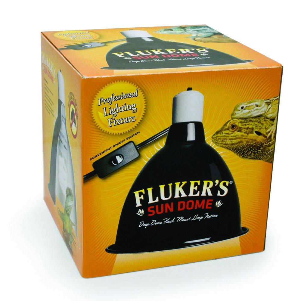 Fluker's Sun Dome Reptile Lamp Fluker Labs 27003