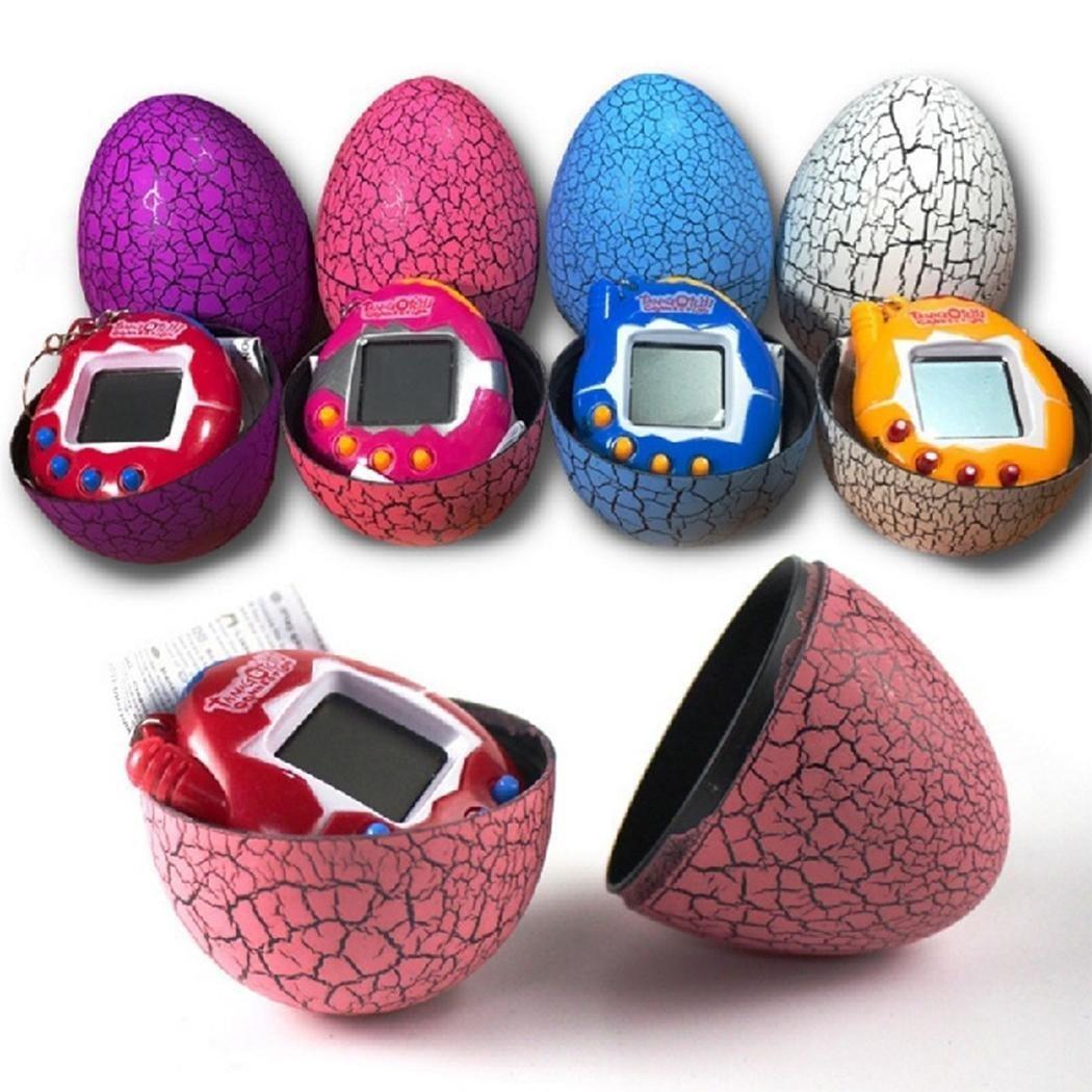 Lonlier Juguetes para Niños Huevo de Dinosaurio Juego electrónico Animal Virtual