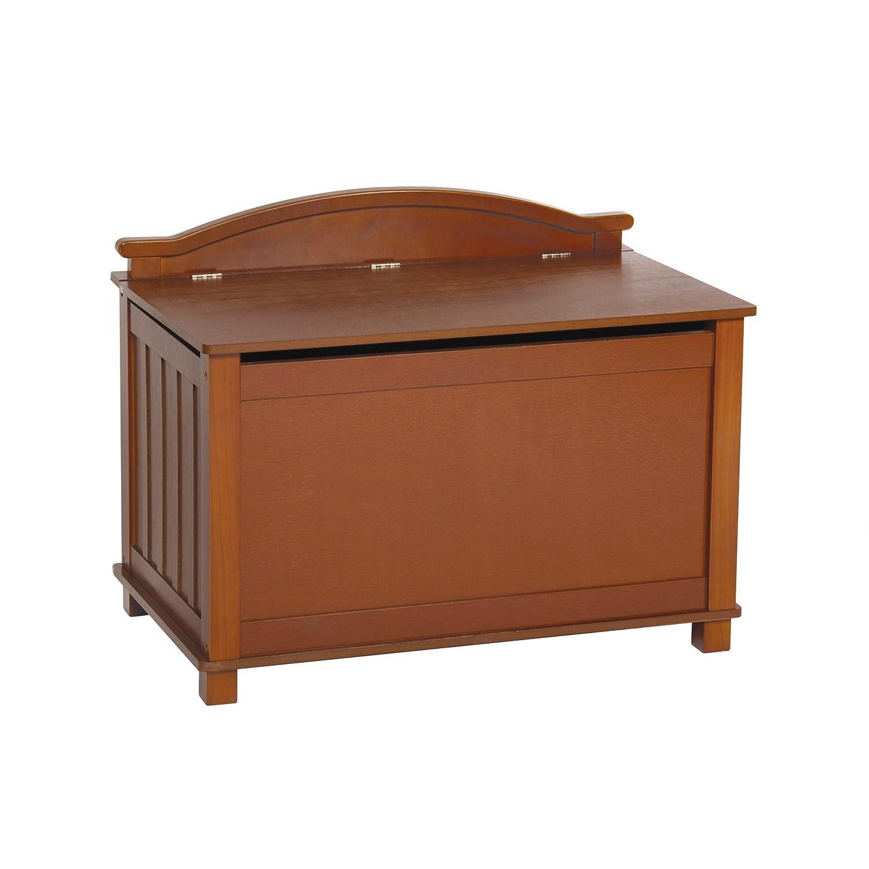 Guidecraft Mission Toy Box - Toy Chest, Organizer, Kids Furniture G85504