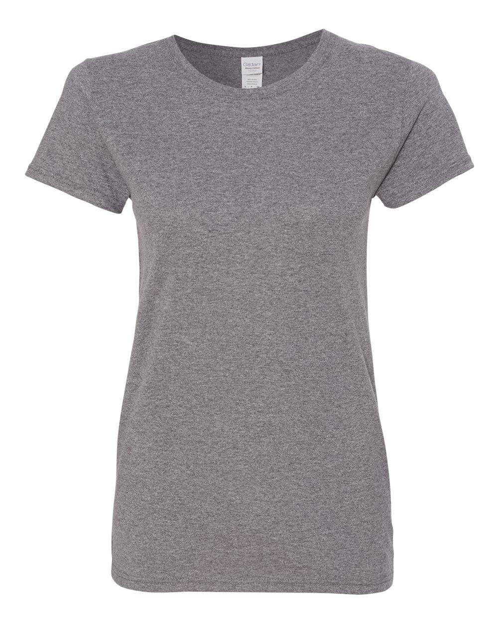(ギルダン) Gildan メンズ ヘビーコットン 半袖Tシャツ トップス カットソー 定番 男性用 B01AMLCTN2 4L|グレーヘザー(graphite heather) グレーヘザー(graphite heather) 4L