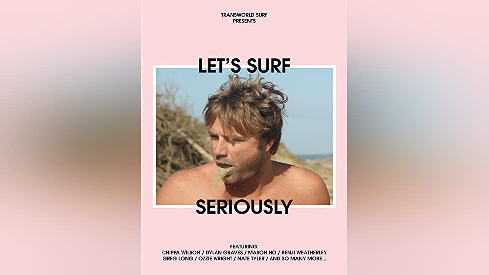 Let's Surf Seriously