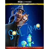 SOUL [4K UHD] (Bilingual) [Blu-ray]