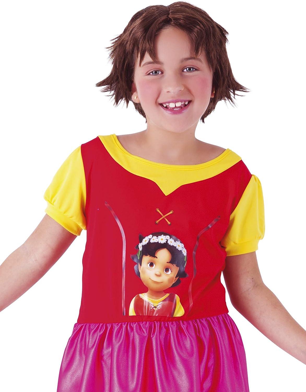 Rubies Peluca Heidi Talla Unica, (Rubies Spain S1720): Amazon.es ...