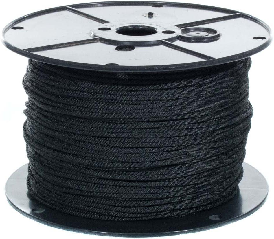 T.W Evans Cordage 44-168 1//2-Inch Solid Braid Nylon Rope 100-Feet Hank T.W Evans Cordage Co.