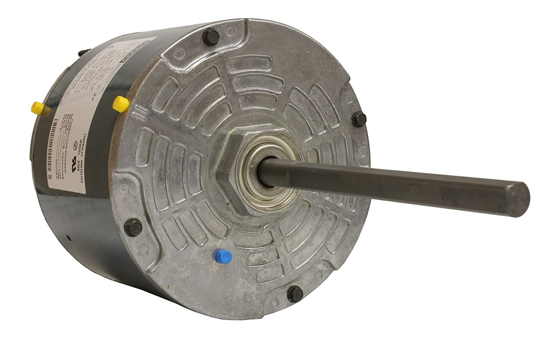 Fasco D968 Condenser 3//4 HP 1075 RPM Sleeve Bearing 460-volt 5.6-Inch Frame Diameter 2.5-Amp