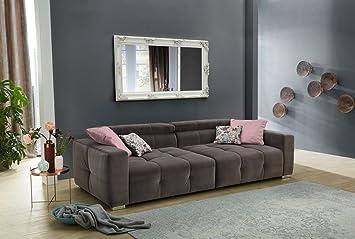 Lifestyle4living Big Sofa, Mega Sofa, XXL Sofa, Ultrasofa, Kuschelsofa,