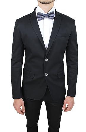Mat Sartoriale - Costume - Homme noir noir 42  Amazon.fr  Vêtements ... b16ab22c11c