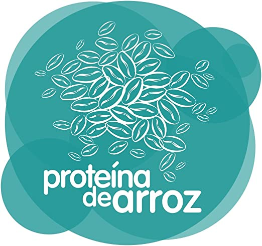 Energy Feelings Proteina de arroz integral ecológica - 1 Kg   80% proteina   rica en BCAA   hipoalergenica
