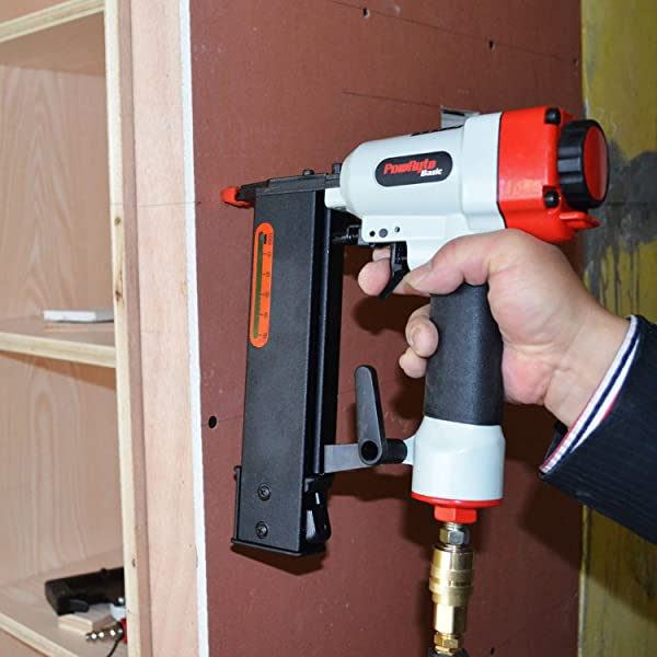 then PowRyte 16 Gauge straight air nailer should be your top choice air tool.