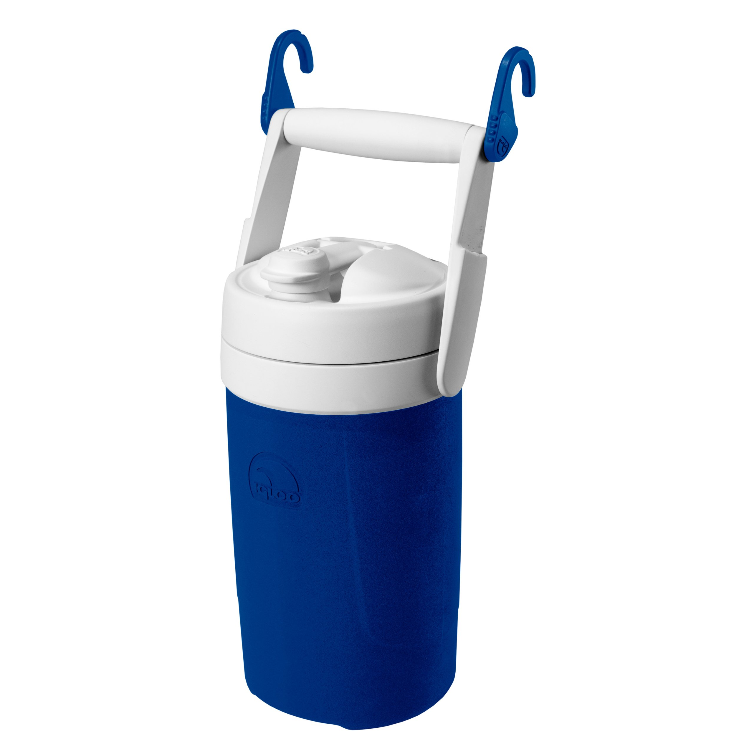 Igloo Sport Beverage Cooler with Chain Links (Majestic Blue, 1/2-Gallon)
