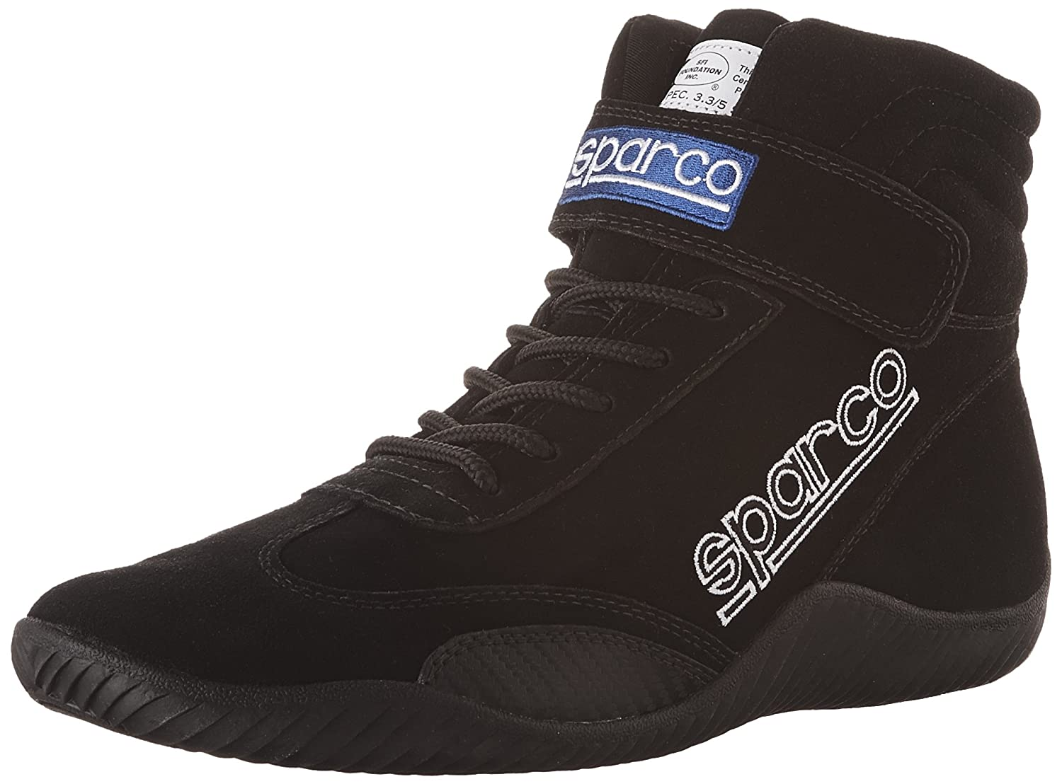 Sparco 00127105N Race Black Driving Image 1