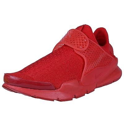 Nike Mens Sock Dart KJCRD University/Red/University/Red Running Shoe 13 Men US: Sports & Outdoors