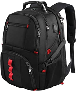 Review Travel Laptop Backpack, Extra