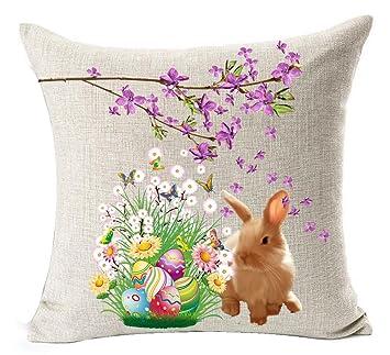 Amazonhappy easter gift cute bunny rabbit happy easter gift cute bunny rabbit negle Gallery