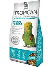 Tropican Parrot à Vie Granulés pour Oiseaux 1,8 kg