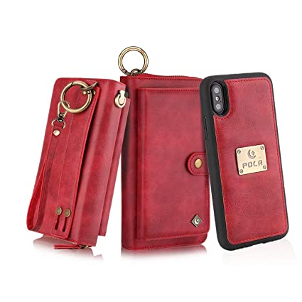 Amazon.com: Petocase - Funda tipo cartera multifuncional de ...