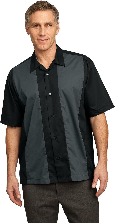 Port Authority Mens Retro Camp Shirt