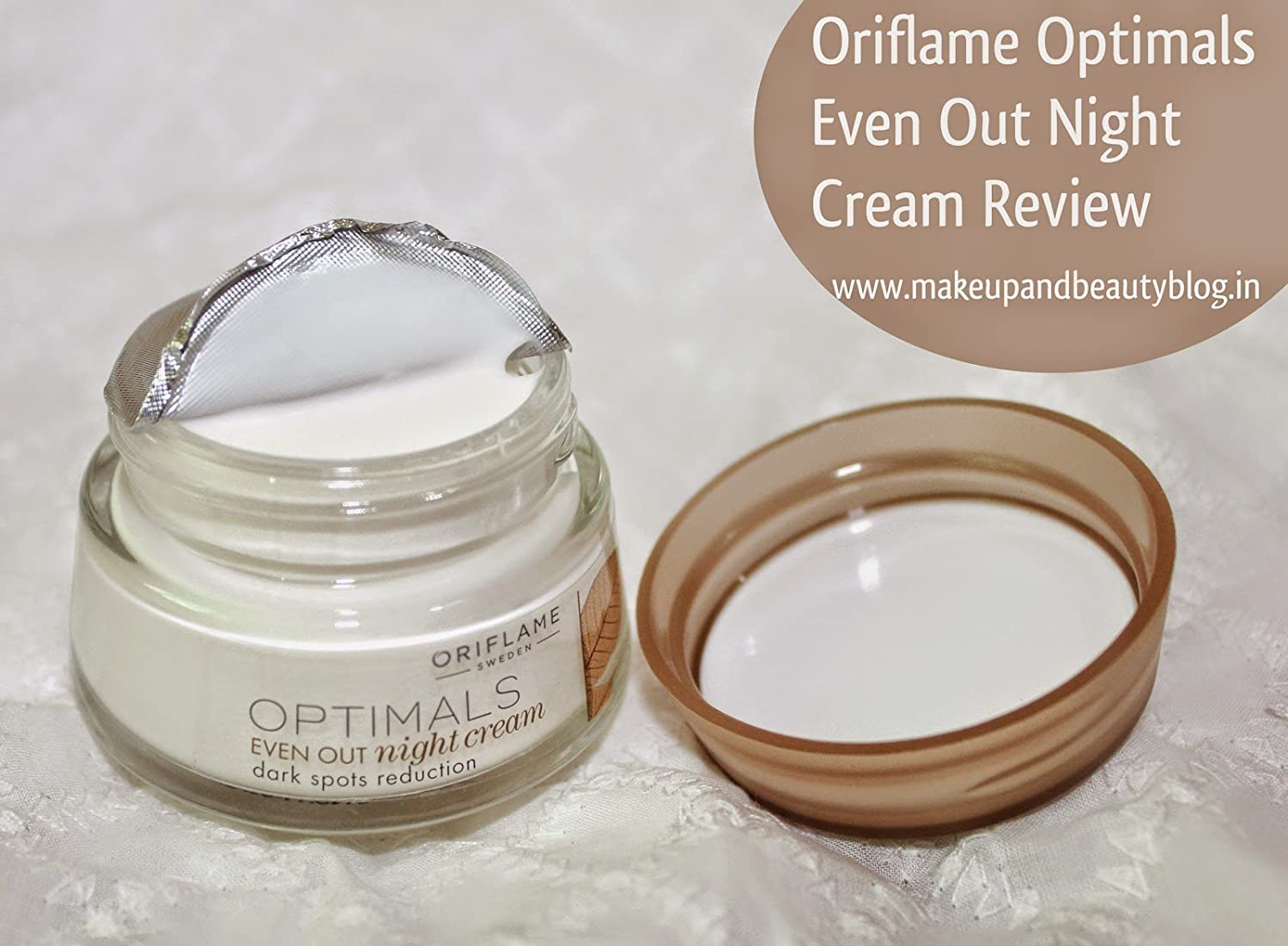 Oriflame optimals even out night cream 50g amazon beauty stopboris Gallery