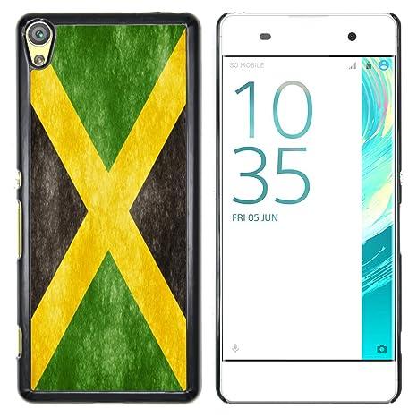 Graphic4You Jamaica bandera jamaicana Carcasa Funda Rigida ...