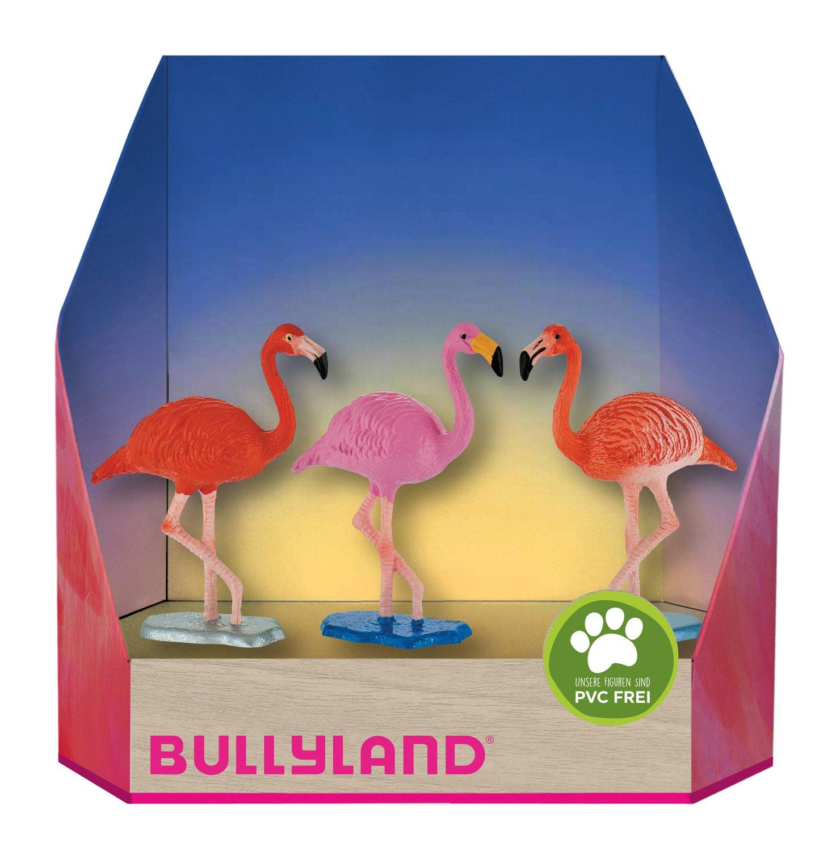 Bullyland 63164 - Flamingo en caja de regalo parte Figura ...