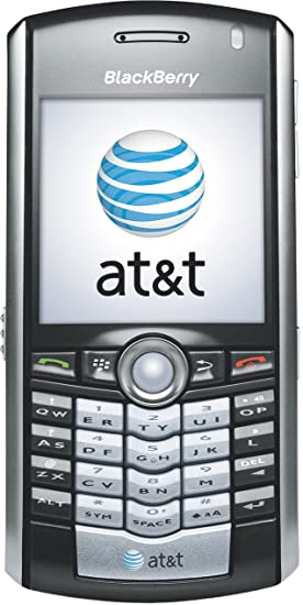amazon com blackberry pearl 8100c phone slate grey at t cell rh amazon com BlackBerry Pearl Phone Red BlackBerry Pearl