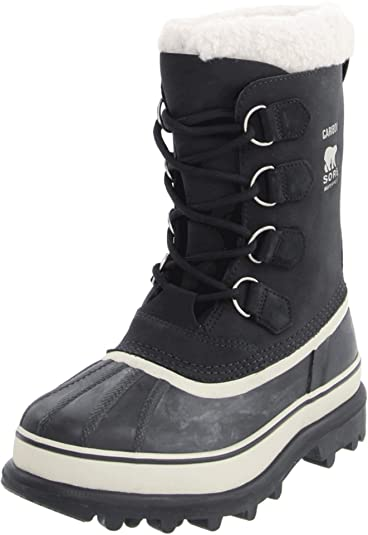 amazon com sorel s caribou boot mid calf