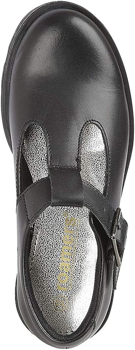 Amado Macario/™ AMG192 Girls Leather School Shoes