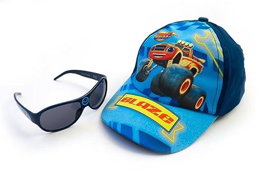 3 opinioni per Blaze e Le Mega Macchine- Set 2pz Mare Estate- Cappello con Visiera e Occhiali