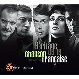 Les 50 Plus Belles Chansons : Héritage de la chanson Française, années 60 (Coffret 3 CD)