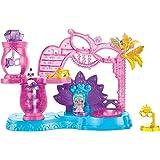 Fisher-Price Nickelodeon Shimmer & Shine, Teenie Genies, Princess Samira's Masquerade Ball