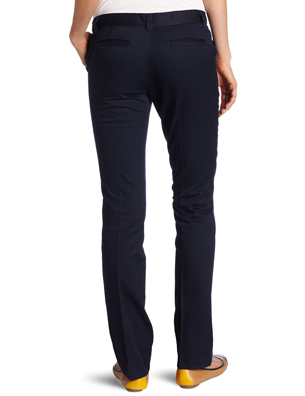Dickies Juniors Stretch Straight-Leg Pant