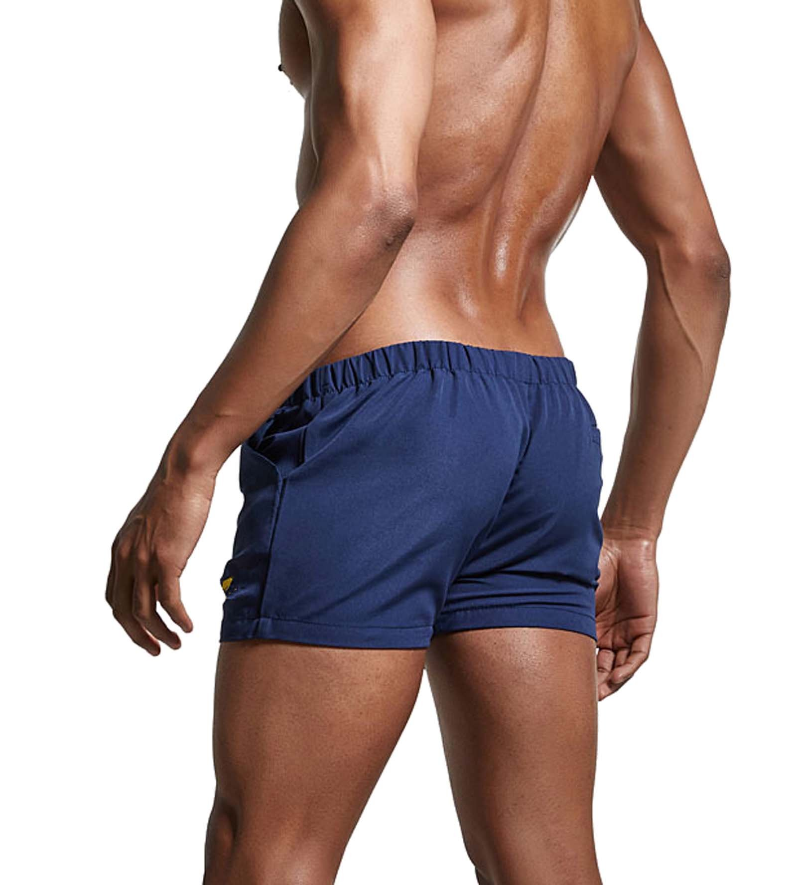 Mens Swimming Trunk Swim Briefs Boxer Short Bikini Swimwear Swimsuit for Men by Roti Garden (Image #6)