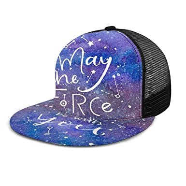 Gorra de béisbol May The Force Be with You, Colorida, Unisex, 3D ...