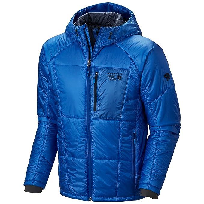 Amazon.com: Mountain Hardwear con capucha Compresor ...