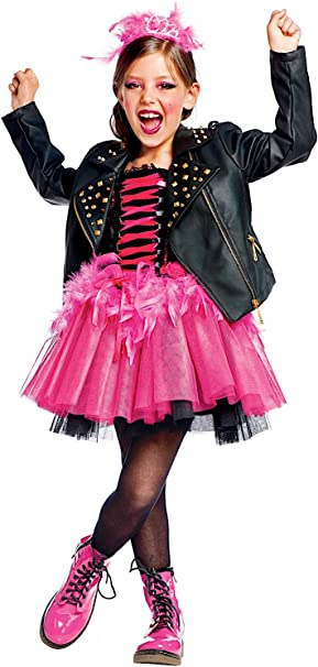 VENEZIANO Disfraz SEORA Punk Vestido Fiesta de Carnaval Fancy ...