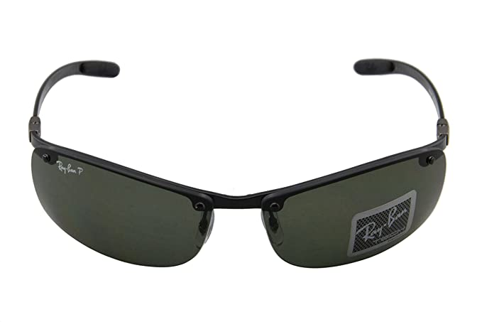 88348915b9 Rayban RB 8305 082 83 Dark Carbon Polar Brown Tech Sunglasses  Amazon.ca   Clothing   Accessories